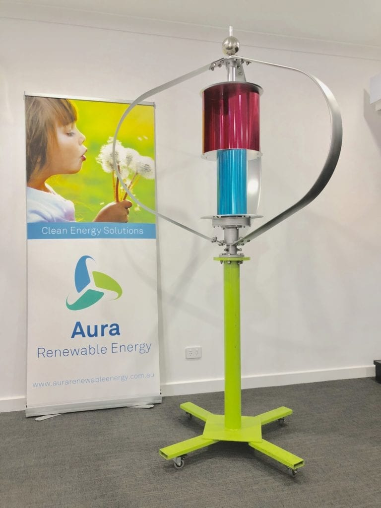 Wind Generator, Ideal for Gippsland conditions