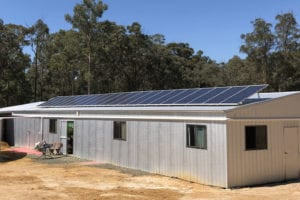 Going Off Grid in Gippsland