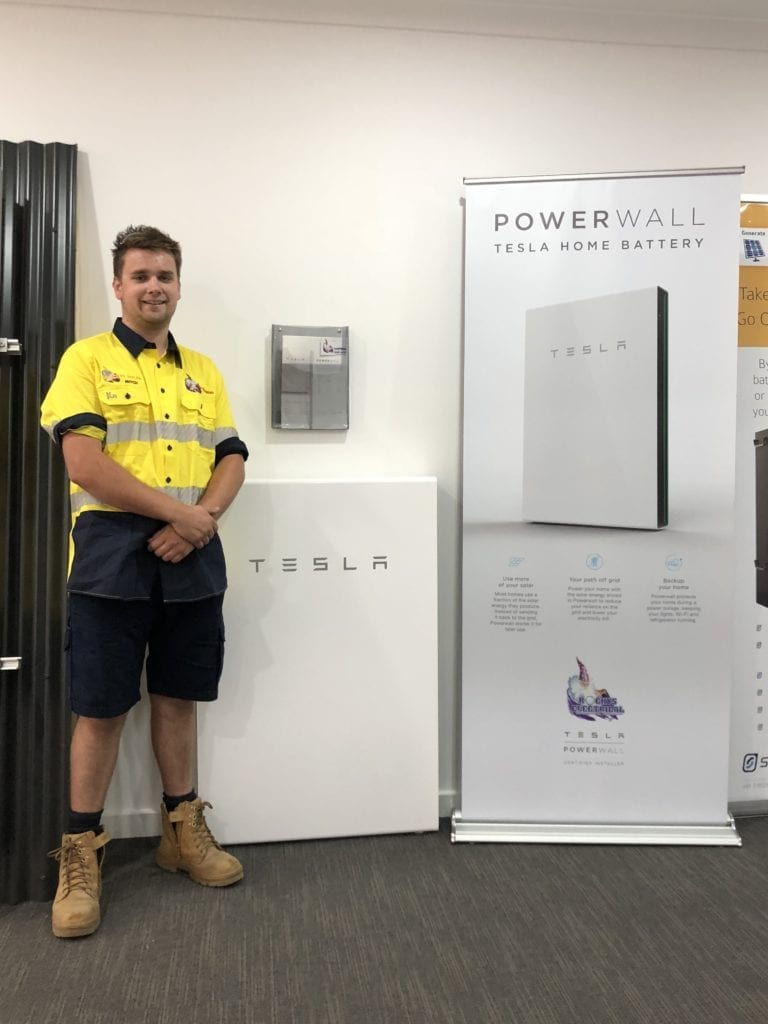 Tesla Powerwall Installation in Sale, Gippsland